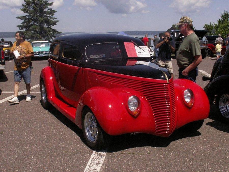 Bay Area Car Club Car Show Ashland WI Jul - Bay area car shows this weekend