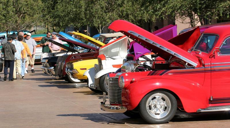 Mesquite Car Show Hours