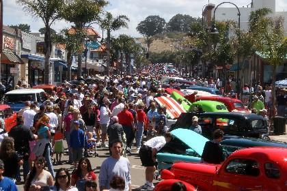 Classic Car Show Pismo Beach  Vendors
