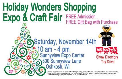 Craft Fair Winnebago Fairgrounds