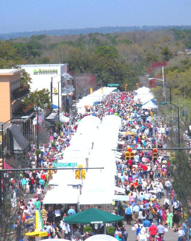 May Arts And Crafts Festivals Alabama