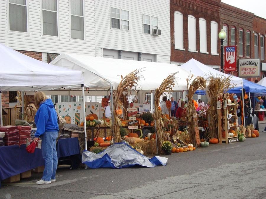 Santa Fe Trail Days Festival - New Franklin, MO - Sep 19, 2014