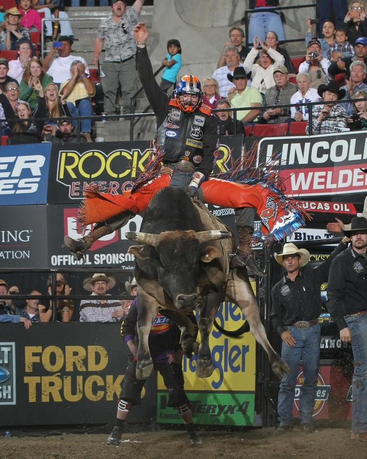 Parkway Ford Winston Salem Nc >> Professional Bull Riders Built Ford Tough Series Winston