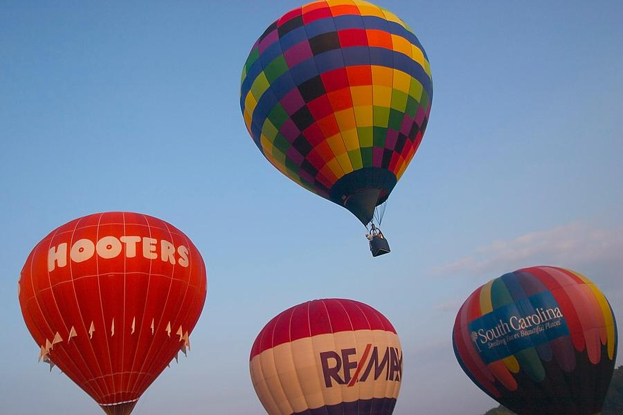 Sky high hot air balloon festival at callaway gardens - Callaway gardens festival of lights ...