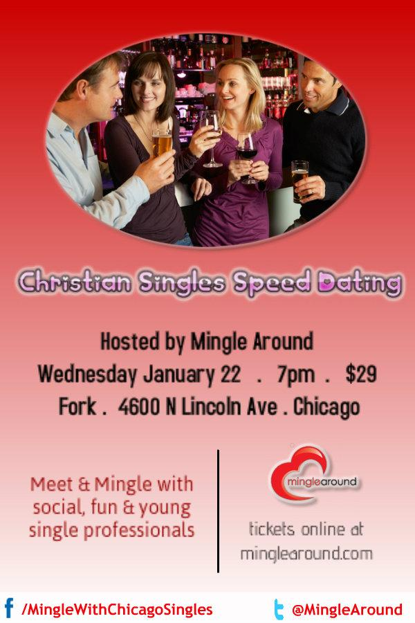 Speed dating events chicago