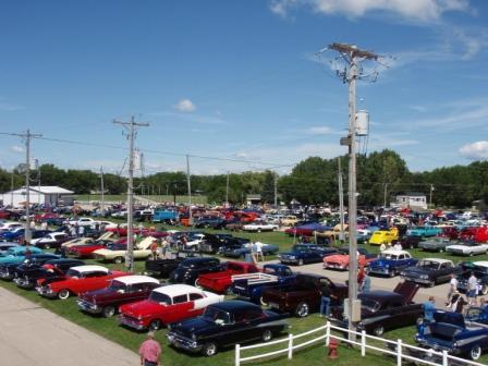 Elkhorn Car Show