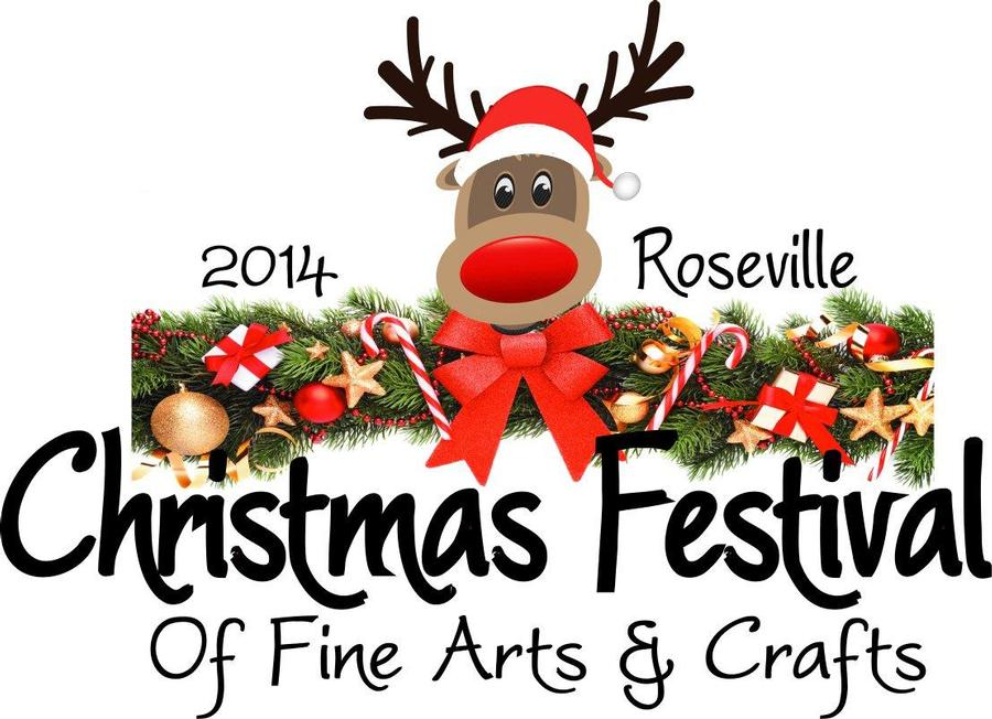 Roseville Christmas Festival of fine arts and crafts - Roseville, CA - Nov 14, 2014
