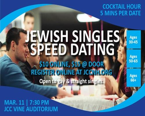 Speed dating hendelser ct