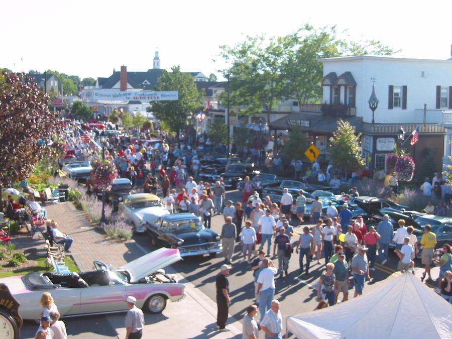 Auto Fest and Craft Show - Frankenmuth, MI - Sep 07, 2018