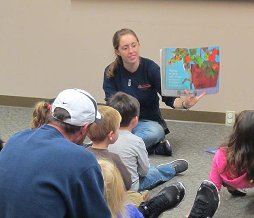 Chippewa Nature Center Story Hour