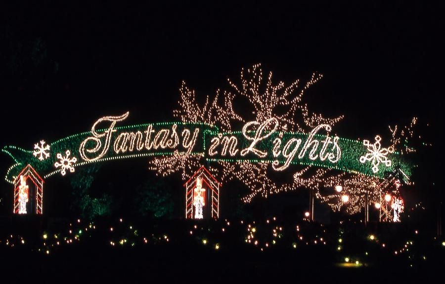 March of Dimes Night Walk Fantasy In Lights Callaway Gardens