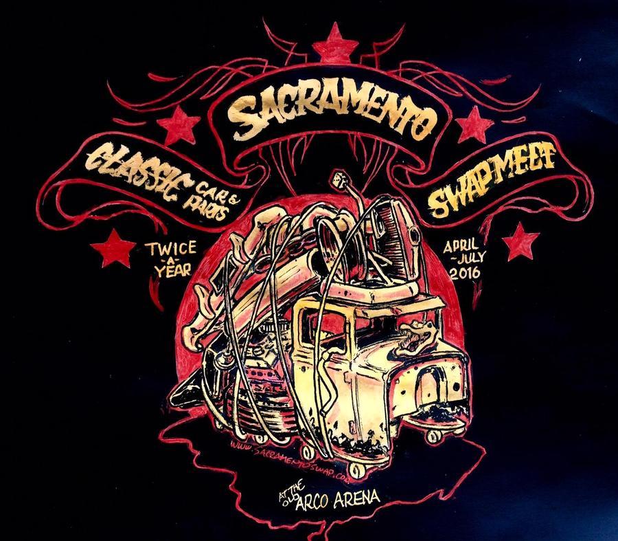 SACRAMENTO CLASSIC CAR AND PARTS SWAP MEETNext Show - Sacramento car show and swap meet