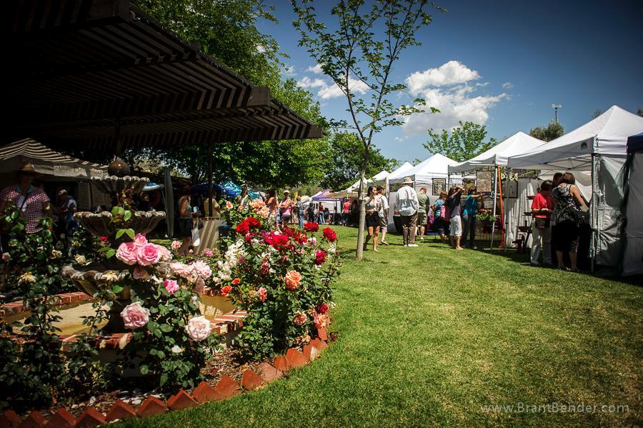 Rancho Bernardo Winery Arts And Crafts Fair