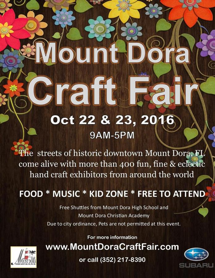 Mount Dora Craft Fair 2020.Mount Dora Fall Craft Fair Mount Dora Fl Oct 26 2019