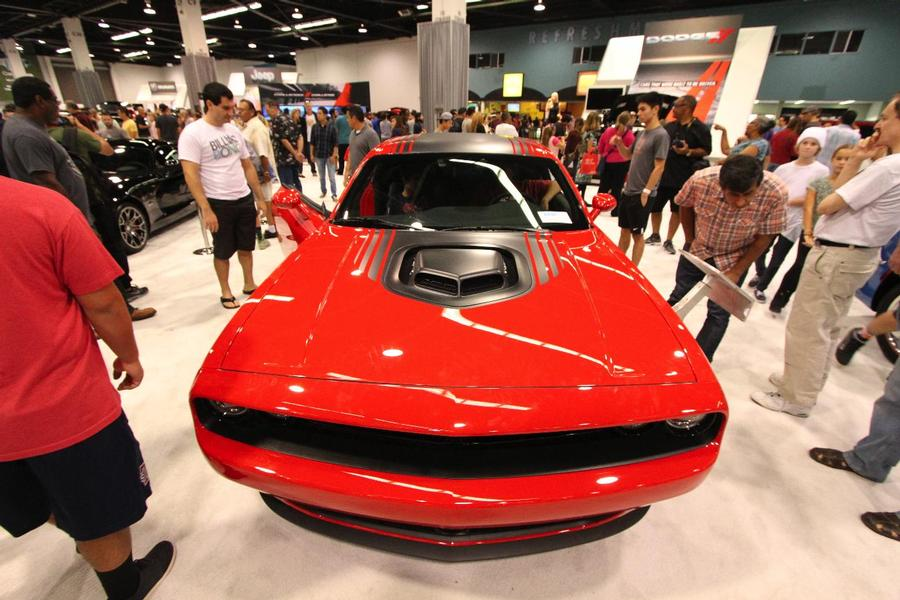 International Car Show Jacksonville