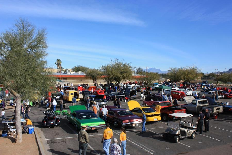 Navy Jrotc Benefit Car And Motorcycle Show Apache