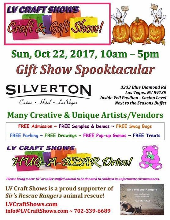 LV Craft and Gift Show - Las Vegas, NV - Oct 22, 2017