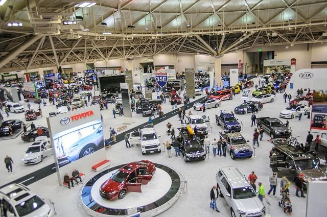 Minneapolis Auto Show >> Twin Cities Auto Show Minneapolis Mn Mar 01 2018