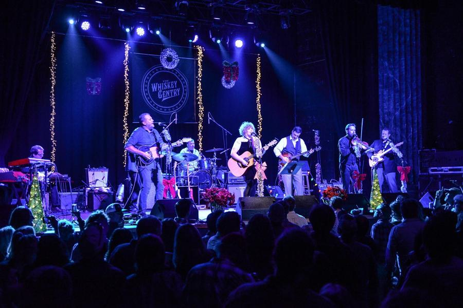 The Whiskey Gentry Announces 10th Annual Merry Y All Tide