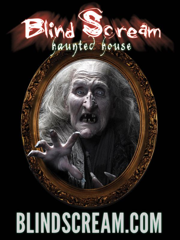 Blind Scream Haunted House Santa Rosa Ca Oct 17 2019